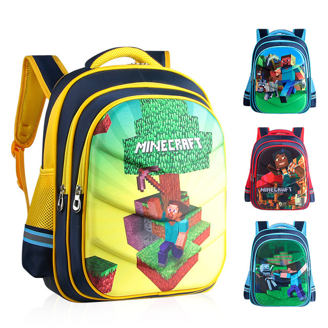 Waterproof Children School Bags For Boys Orthopedic Kids Cartoon primary  School Backpacks Schoolbags Kids Mochila Infantil 33948c9136cf4