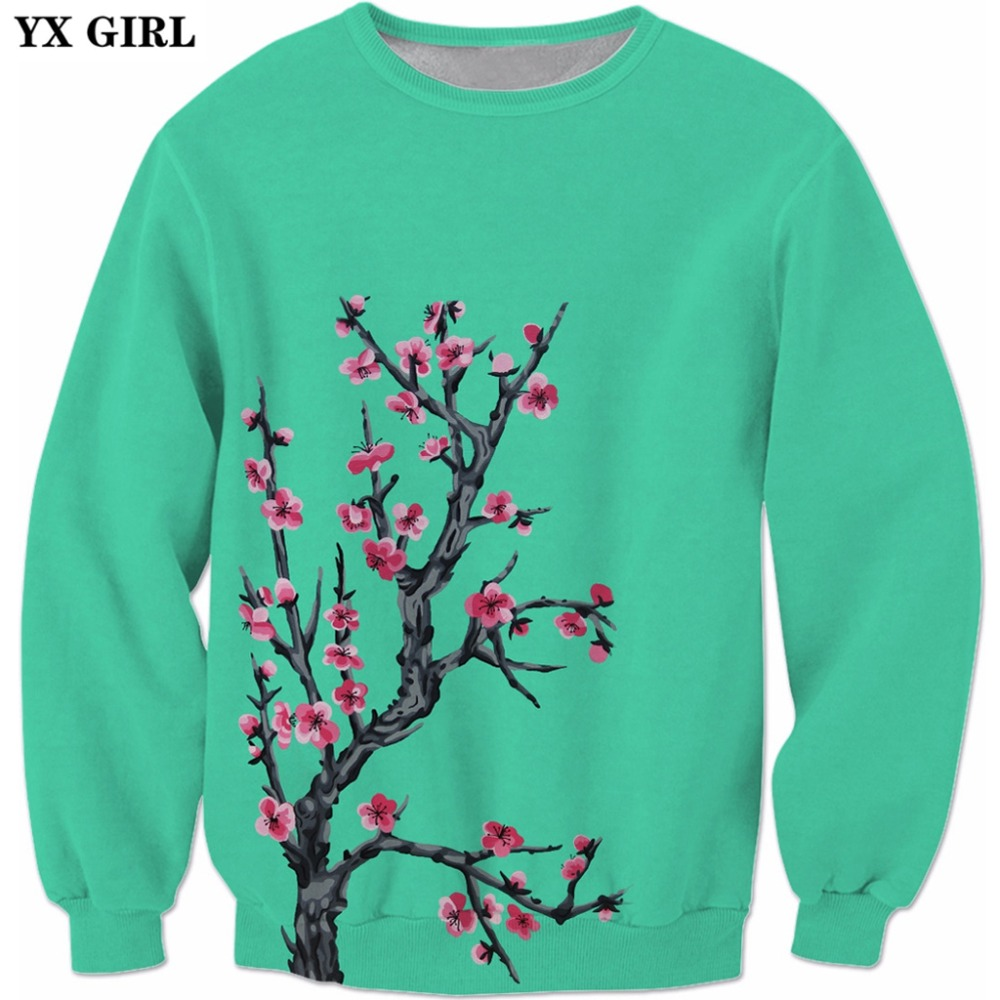 c6451b66 YX GIRL 2018 autumn New Fashion Mens 3d sweatshirt Arizona Ice Tea Printed  Crewneck Sweatshirts Men
