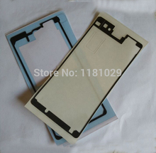 New Front Middle Frame Bezel Battery Back housing Cover Adhesive Sticker for Sony Xperia Z1 Compact