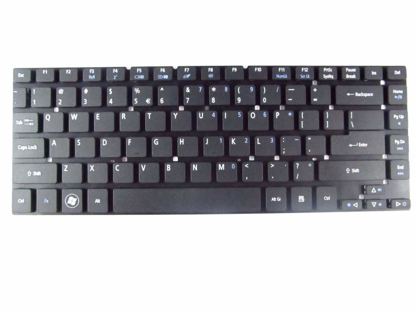 New Genuine for <font><b>Acer</b></font> <font><b>Aspire</b></font> <font><b>4830</b></font> 4830G 4830T <font><b>4830TG</b></font> Laptop Keyboard image