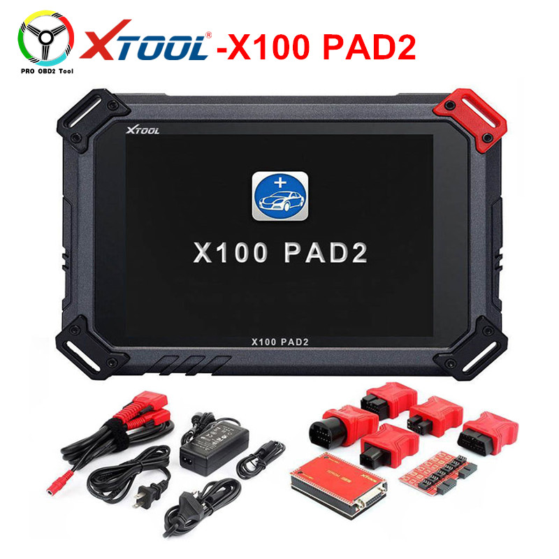 все цены на Original XTOOL X100 Pad2 Auto Key Programmer Xtool X 100 PAD2 Diagnostic Tool Free Update Online Support Multi-Languages