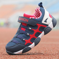 New Spring Autumn Running High Quality Children Sneakers Cool 2018 Unisex Girls Boys Shoes Casual Sports