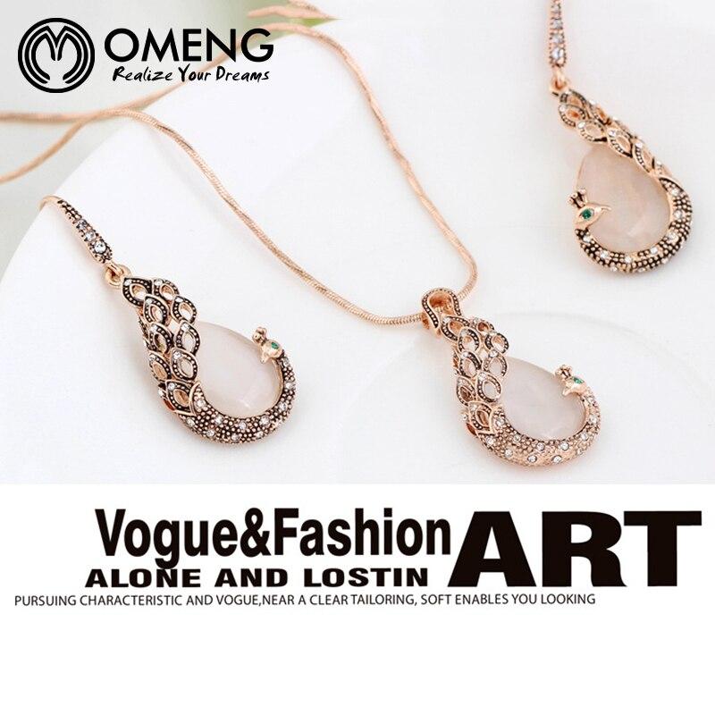 OMENG Fashion jewellery personalized girls jewellery necklace new ...