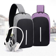 Fashion New Arrival Crossbody Bags Men Anti-theft Chest Pack Summer Short Trip Messengers Bag Water Repellent Shoulder Bag F4 u pick fashion fresh transparent water repellent cosmetic bags