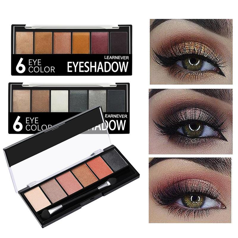Glitter Eyeshadow Makeup Pallete Matte Eye Shadow Palette Shimmer And Shine Diamond Eyeshadow Powder Pigment