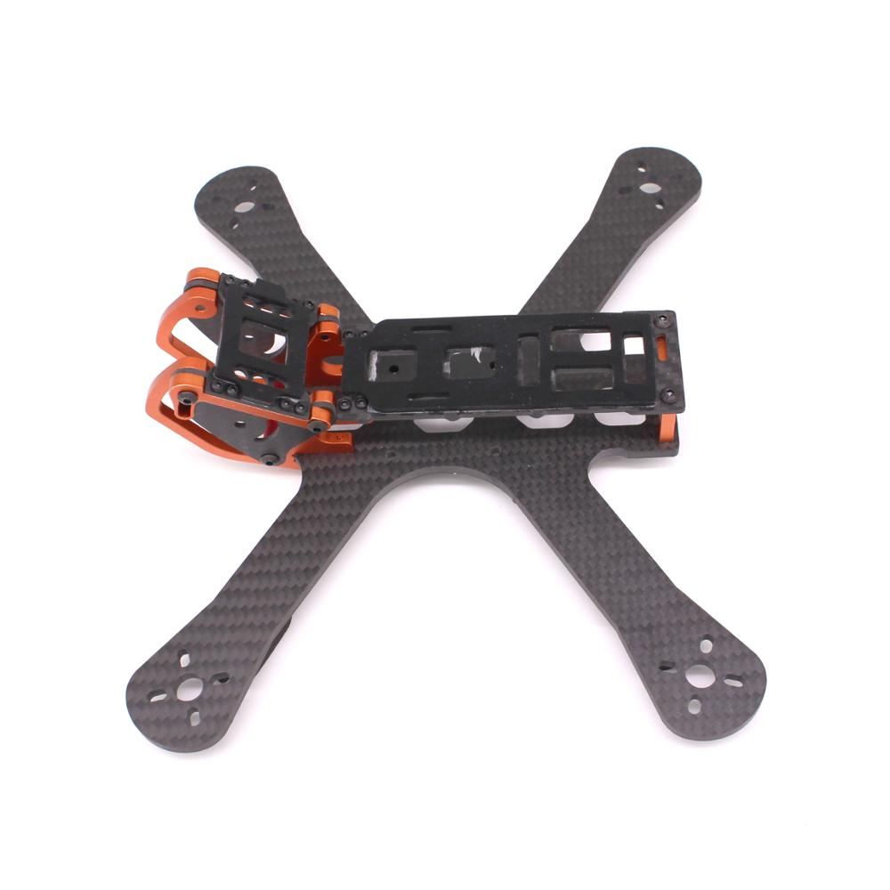 Puda camaleón 5 carbono Fibra quadcopter Marcos kit con CNC piezas ...