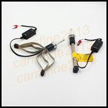 Светодиодные Лампы D2S Автомобилей 7600lm Противотуманные фары Комплект R4 СВЕТОДИОДНЫЕ Лампы D2C ксенон Автомобиль Для Укладки СВЕТОДИОДНЫЕ Лампы D2S D2R авто мотоцикл LED фар