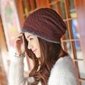 Caps Winter Female Hats Warm Lining Skullies & Beanies Hip-hop Slouch Mens Knitted Cap Women Winter Hat Fleece Beanies Gorros