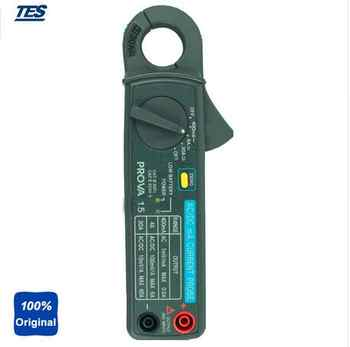 TES PROVA-15 High Resolution DC 1mA AC 0.1mA AC/DC mA Current Probe