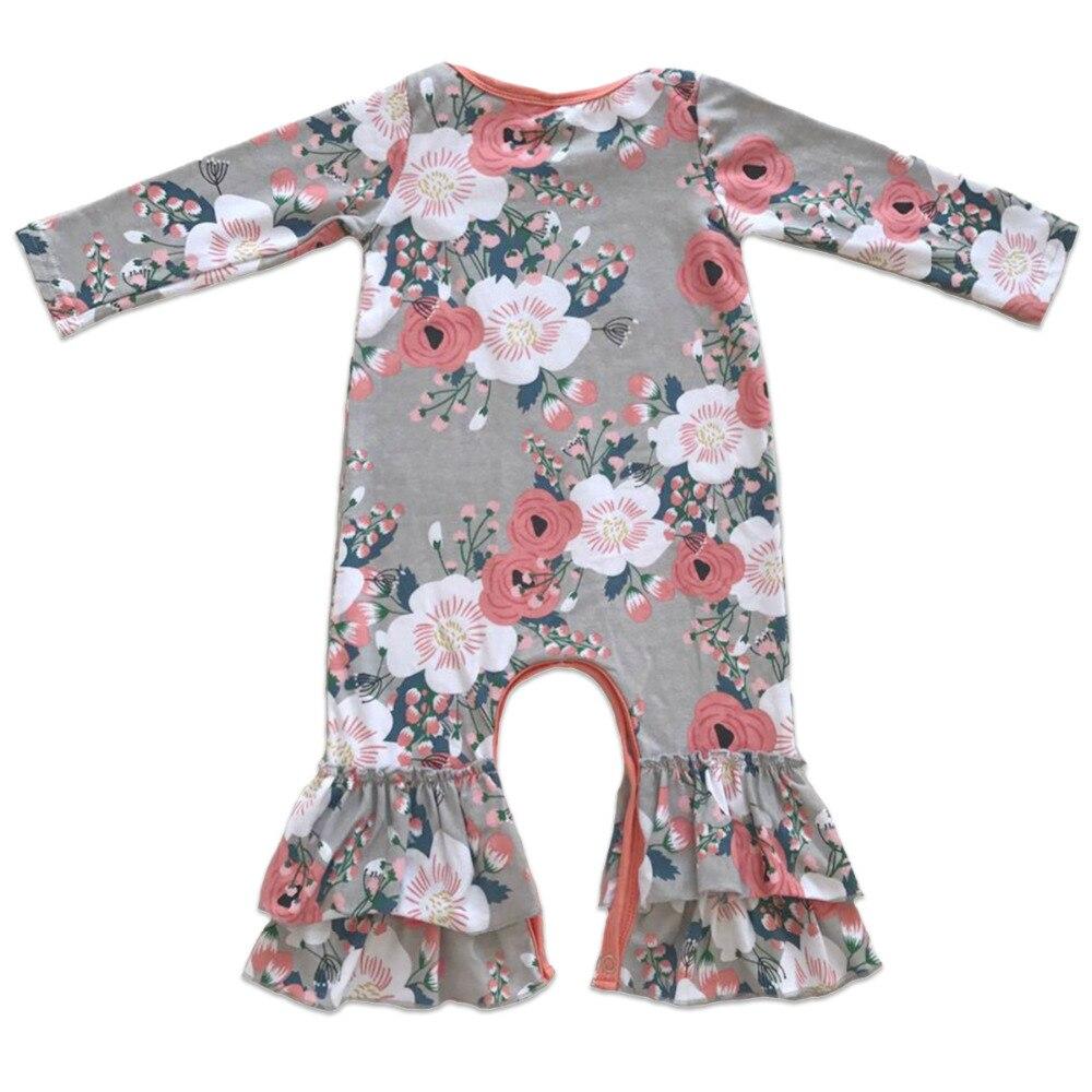 2017 Kids Christmas Pajamas Full Piece Newborn infant Christmas ...