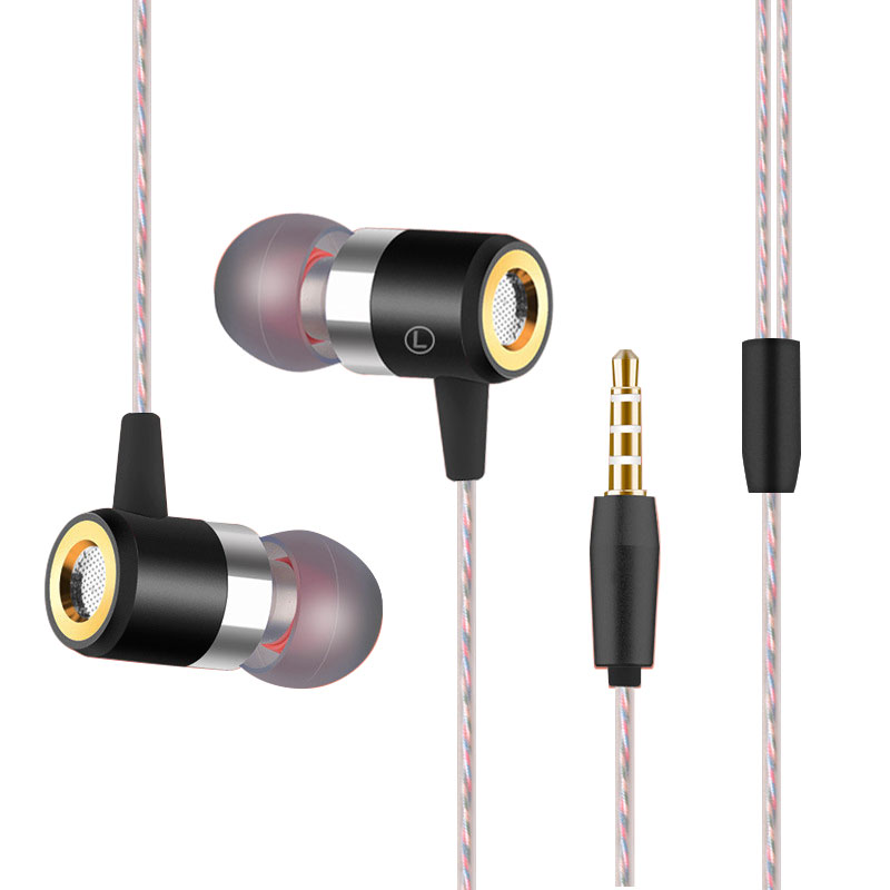 SZKOSTON In-Ear Wired Earphone Stereo Bass Metal Earbuds Headset with Mic Microphone 3.5mm jack for iphone Samsung Huawei Xiaomi mifo r1 super bass wired earphone stereo music in ear earbuds 3 5mm microphone headset with mic for iphone xiaomi huawei samsung