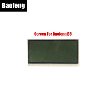 Original BAOFENG UV-B5 LCD Display Screen for BAOFENG UV-B5 Two Way Radios Walkie Talkie