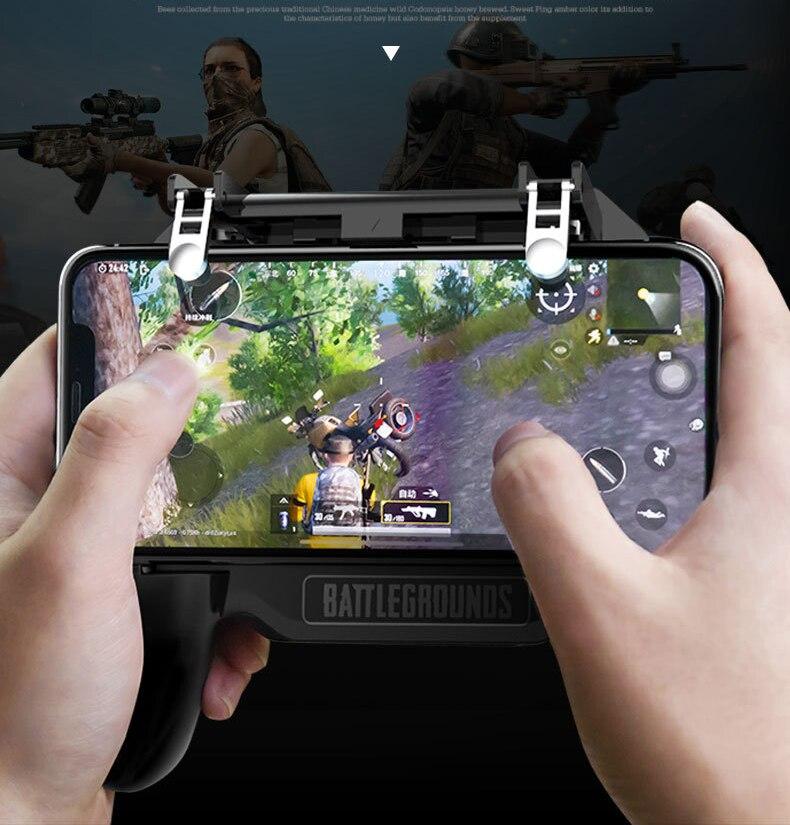 Mobile Game Controller 4