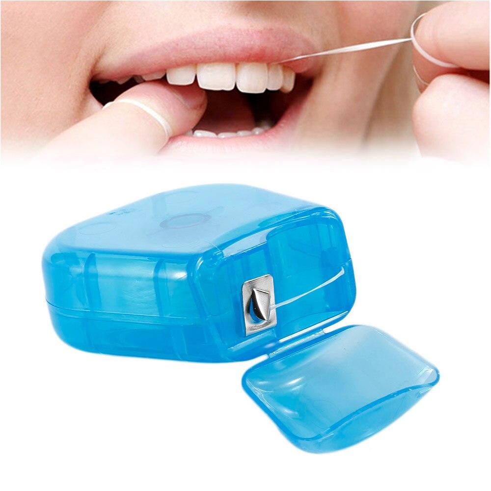 Dental Flosser Begeistert Zahnseide Stick Zahnstocher Zahn 50 Mt Interdentalbürste Zähne Sauber Flosser Zähne Flosser Zahn Sauber Polyester Stick Billigverkauf 50%