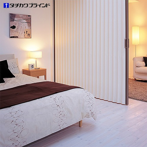 Japan Tachikawa Pvc According Door Foldable Sliding Door