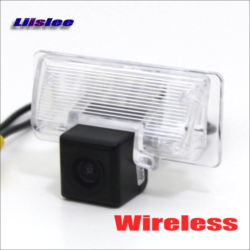 Liislee Wireless Rear Camera / For Nissan Quest RE52 2011~2015 / Car Parking Camera / DIY Easy Installation / HD Night Vision