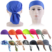 Fashion quick-drying sunscreen riding hat scarf running hiking outdoor cap Cycling Bandana Headscarf ventilation Headband