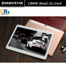 Android tablet Pc CB990 10.1 pulgadas de metal tablet PC Phone call octa core 4 GB RAM 128 GB ROM Dual SIM GPS FM bluetooth del IPS tabletas