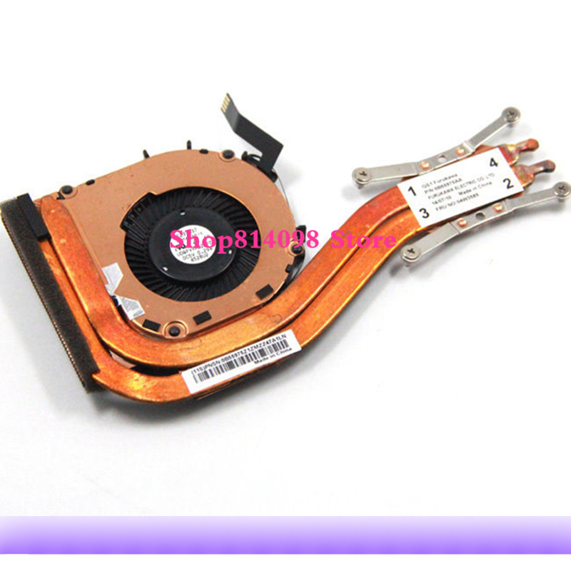 New Original Cooling Fan For Lenovo ThinkPad X1 Carbon CPU Heat sink 04W3589