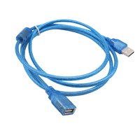 USB2.0a Public A Female Data Cable USB2.0 Male To Female Extension Cable Pure Copper With Shield USB Extension Cable
