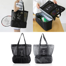 High Quality Canvas Women Single Shoulder Bag Large Capacity Outdoor Travel Picnic Convenient Bag With Zipper