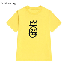 NEW 2019 Funny expression Print Women t shirt Cotton Casual For Lady Top Tee Hipster Tumblr Drop Ship