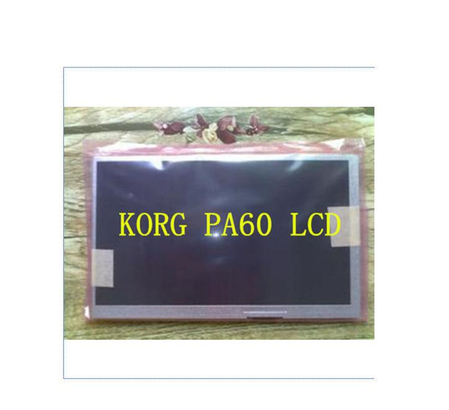 New for KORG PA600 PA-600 LCD Display Module Free Tracking Number original new 7 inch korg pa600 lcd screen with touch