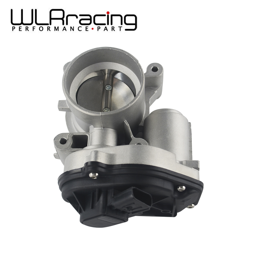 WLR RACING - Electronic Throttle Body 1556736 VP4M5U9E927DC 4M5GED 1.8T / 2.0T case for FORD Mondeo WLR-TTB96