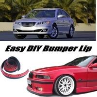 NOVOVISU For Hyundai Grandeur / Azera Bumper Lip / Front Spoiler Deflector For Car Tuning View / Body Kit / Strip Skirt