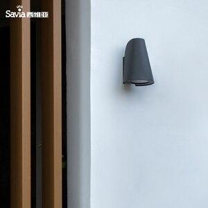 Savia waterproof outdoor wall