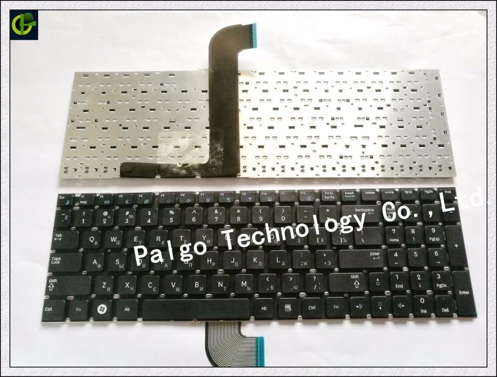 Russian keyboard For Samsung SF510 RF510 RF511 SF511 QX530 BA75-02675D BA75-02675C RU BLACK цена