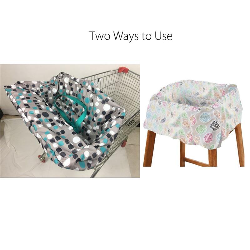 4 типа многофункциональные детские складные Защитные чехлы для тележки, мягкие детские защитные сиденья для детей