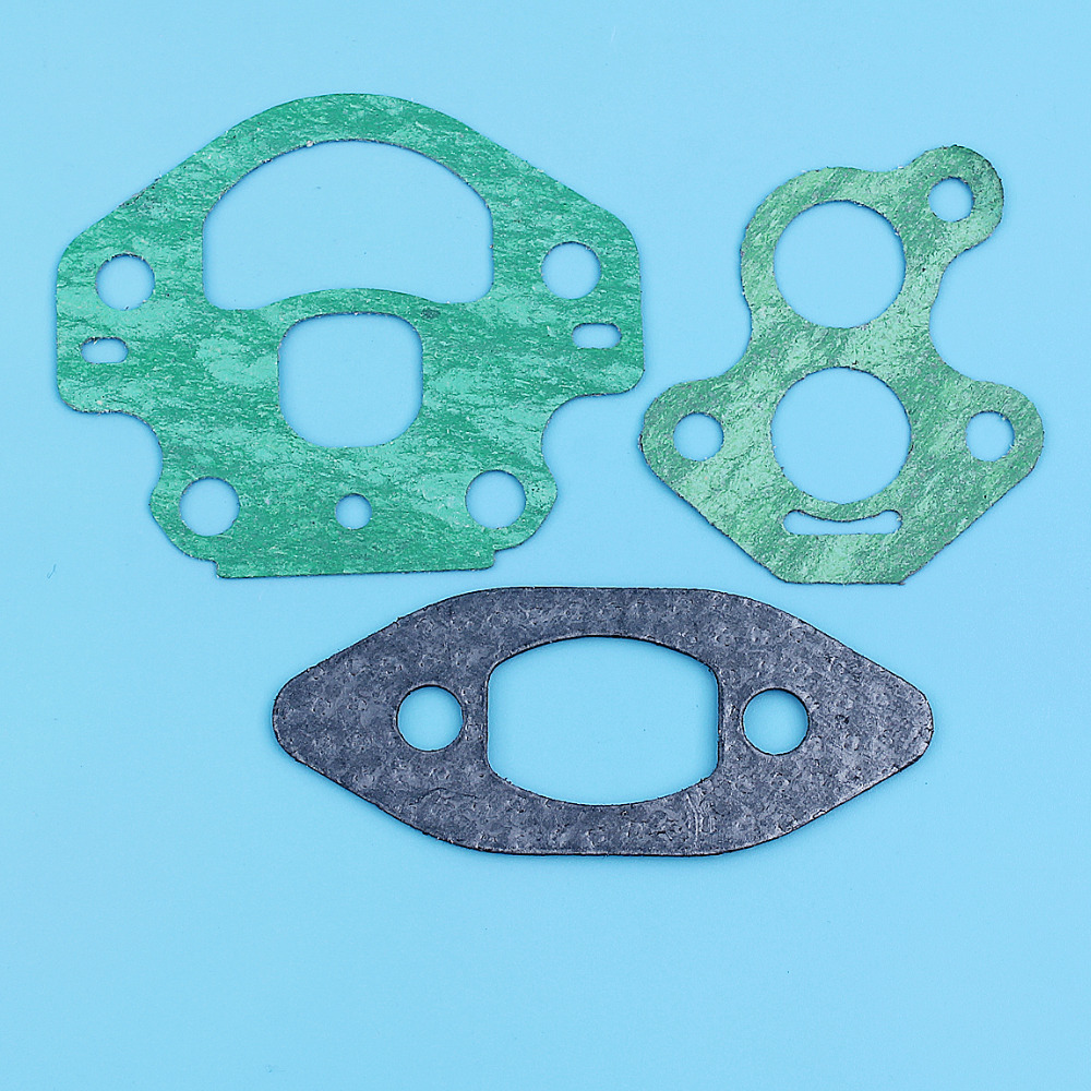 Gasket Set For Husqvarna 235 240 235E 240E 236 E Chainsaw 545081892 Carburetor Carb Muffler Inlet Gaskets Kit Replace Spare PartGasket Set For Husqvarna 235 240 235E 240E 236 E Chainsaw 545081892 Carburetor Carb Muffler Inlet Gaskets Kit Replace Spare Part