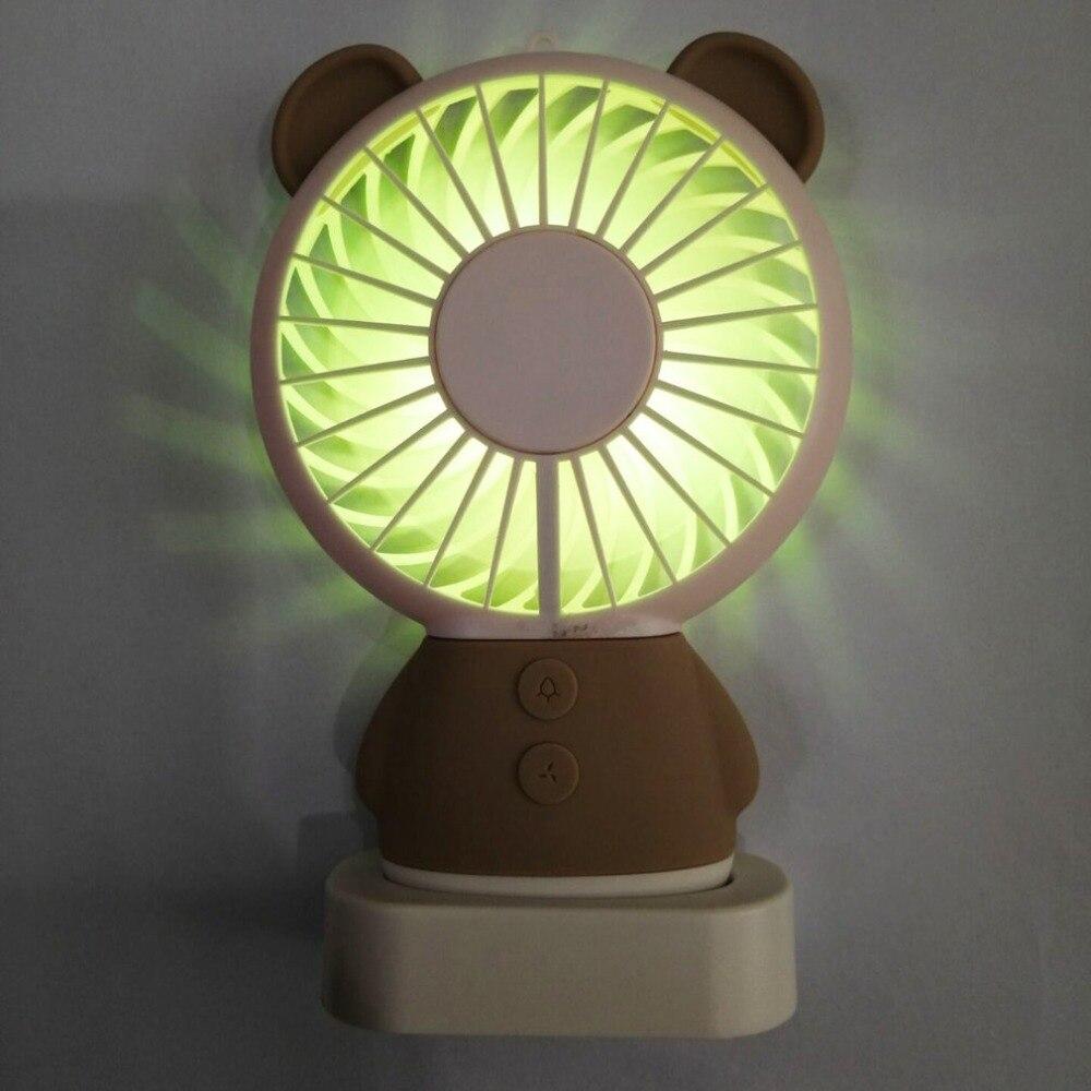 Portable Bladeless Fan Air Flow Cooling Fan Mute Dedicated Leafless HomeOffice