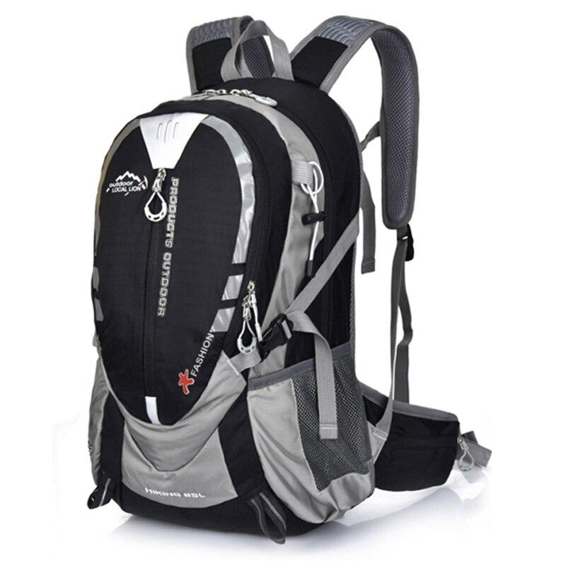 Inoxto imperméable à l'eau escalade sac à dos sac à dos 25L Sports de plein air sac voyage sac à dos Camping randonnée sac à dos femmes Trekking sac