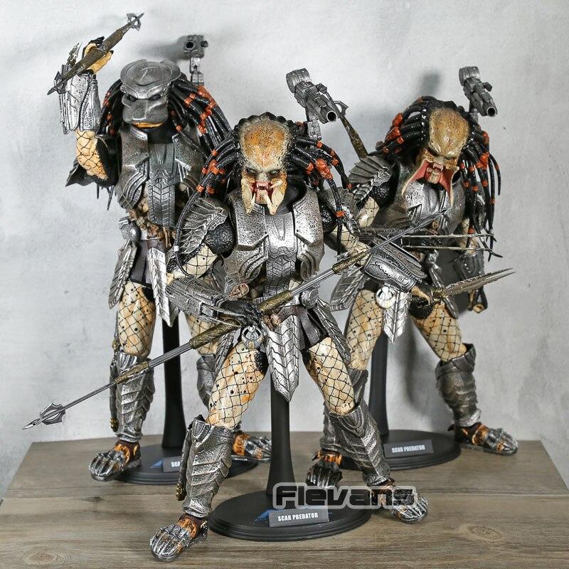 Predator SCAR PREDATOR Figure 1//6th Scale FIGURE STAND Hot Toys MMS190 Alien vs
