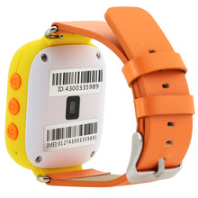 Anti Lost GPS Tracker Watch For Kids SOS Emergency GSM Smart Mobile Phone App For IOS & Android Smartwatch Wristband Alarm