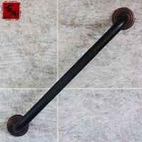Black Antique Copper Bathtub Armrest Bathroom Armrest 50 Bathroom Hardware Accessories K130