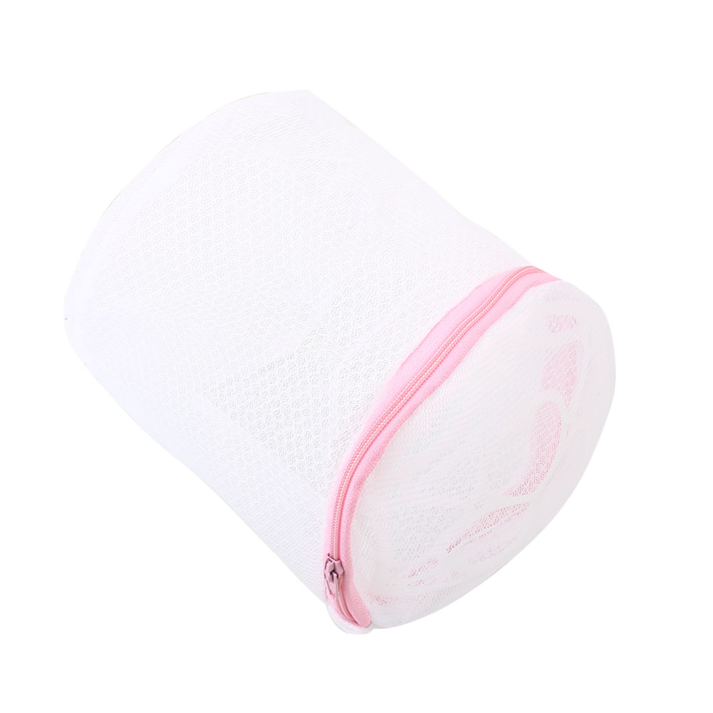 Underwear Laundry Bags Mesh Thickening Protective Washing Bags 17X16CM