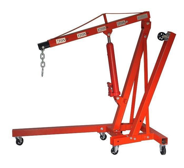 1 طن رافعة هيدروليكية صغيرة رافعة محرك أدوات إصلاح السيارات المهنية أدوات صيانة السيارات Tools Professional Tool Tooltools Automotive Aliexpress