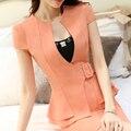 Women Blazer Set Two pieces Suits summer Ladies Formal Skirt Suit Office Uniform Style Female Business jackets Suit For Work