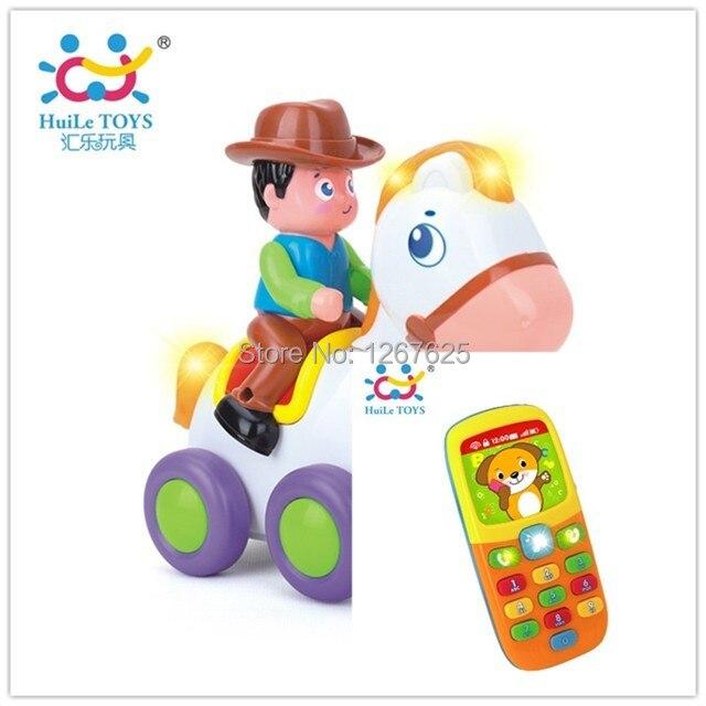 Eletronicos Музыкальный Мобильный Детские Игрушки Brinquedos Животных Bebe Бесплатная Доставка Huile Игрушки 838A & 956