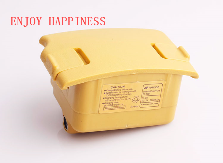 BT-50Q Recharger Battery For Topcon Surveying Instruments power tool battery hit 25 2v 3000mah li ion dh25dal dh25dl bsl2530 328033 328034 page 7