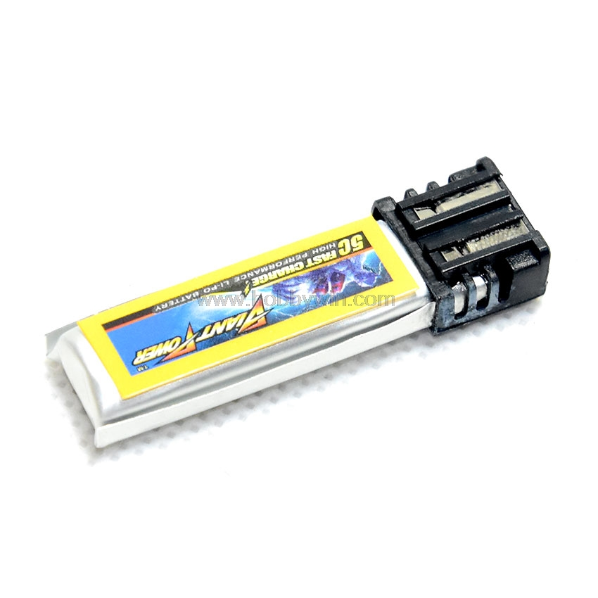 3.7V 150mAh 15C LiPO Battery for Nine Eagles 260A 270A 320A 210A RC Helicopter Model Lipolymer Power image