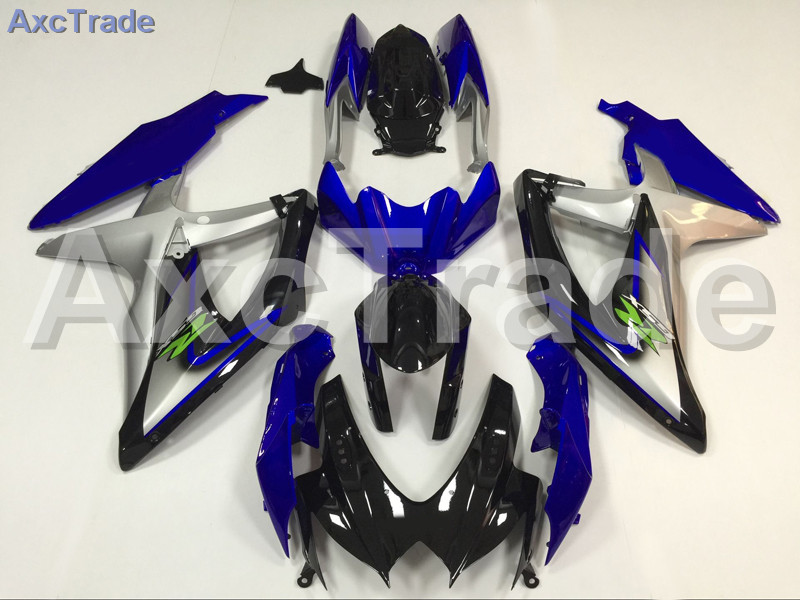 Motorcycle Fairings For Suzuki GSXR GSX-R 600 750 GSXR600 GSXR750 2006 2007 K6 ABS Plastic Injection Fairing Bodywork Kit Blue lowest price fairing kit for suzuki gsxr 600 750 k4 2004 2005 blue black fairings set gsxr600 gsxr750 04 05 eg12