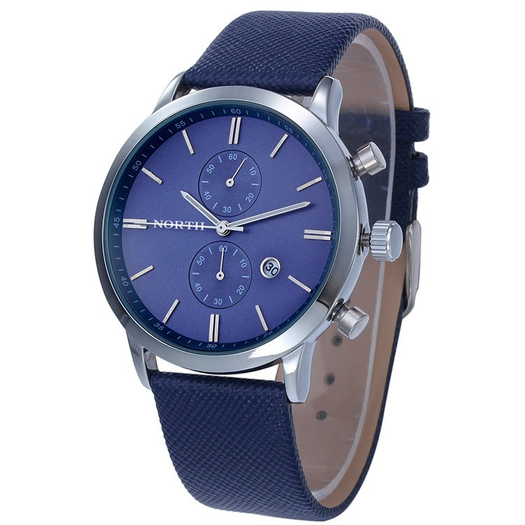2016 mens watches top brand luxury quartz casual