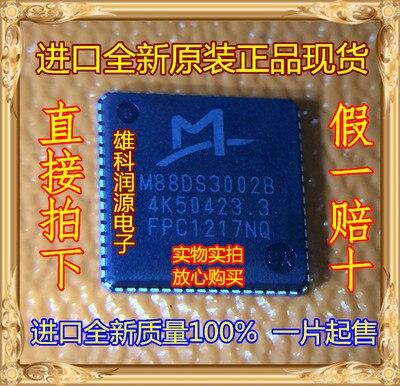Freeshipping     M88DS3002      M88DS3002B    QFN