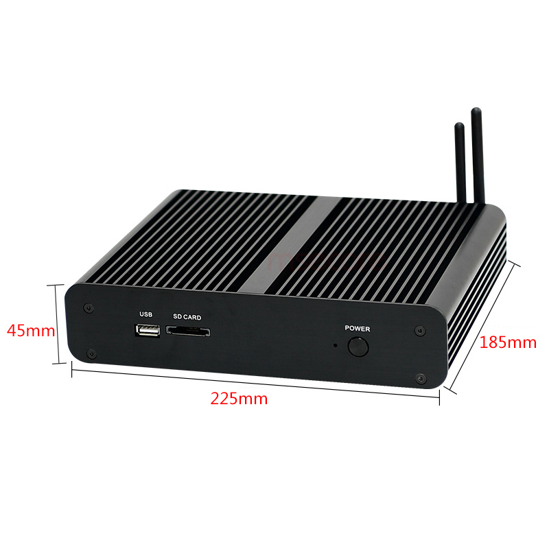 WiFi 4K HD620 Fanless