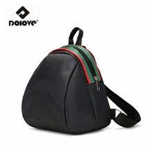 8968a6f30 2017 Gelo com o pano de Oxford simples Coringa estudantes saco de escola  pequena mochila Coreano saco das mulheres das mulheres