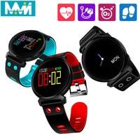 K2 Smart Bracelet Blood Pressure Heart Rate Monitor Color OLED Blood Oxygen Watch IP68 Waterproof Fitness Tracker Smart band